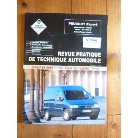 Expert Revue Technique Peugeot
