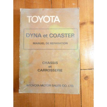 Dyna Coaster Manuel Réparation Toyota