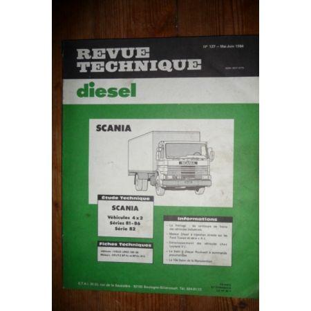 Série 81 86 82 Revue Technique PL Scania