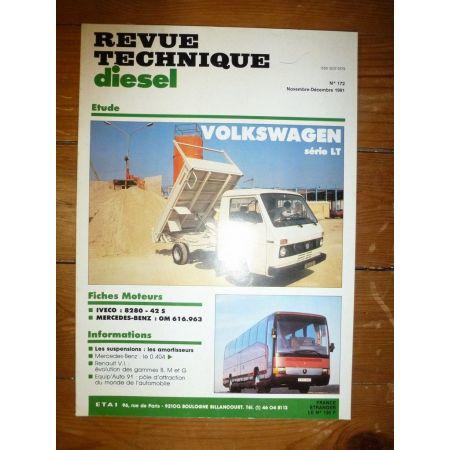 Série LT Revue Technique Volkswagen