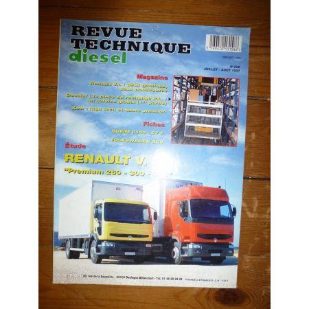 Premium Revue Technique PL Renault