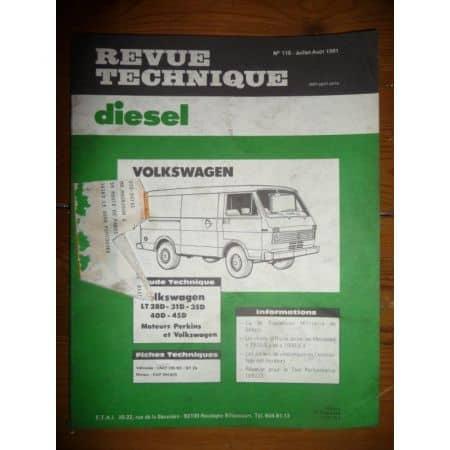 LT28D 31D 35D 40D 45D Revue Technique Volkswagen