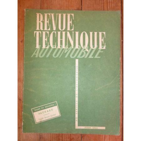 200 250 300 400 Revue Technique Packard