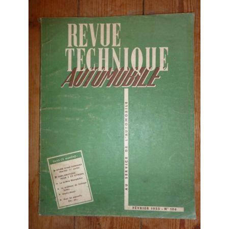 Dyna 54-55 1 Revue Technique Panhard