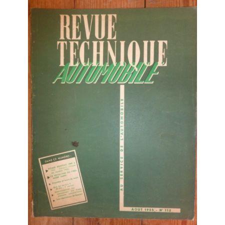 Gamme 49-54 Revue Technique Pontiac