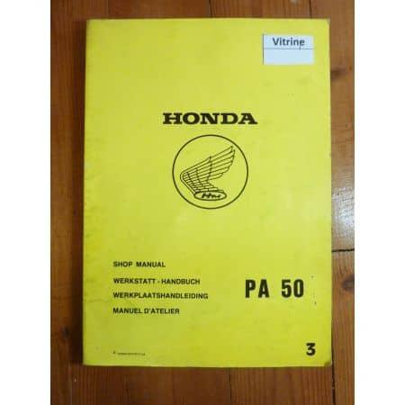 PA50 Manuel Honda