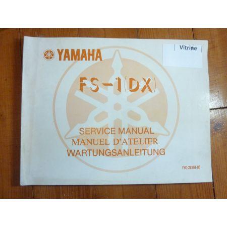 FS-1 DX Manuel YAMAHA
