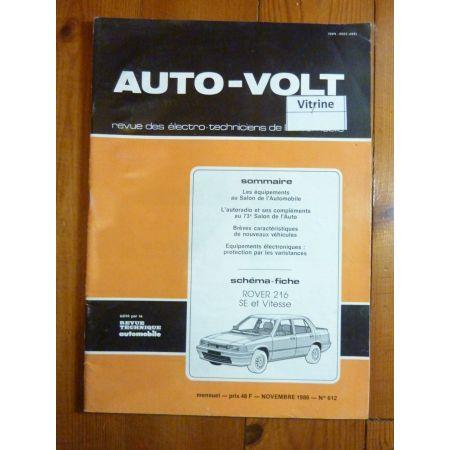 216 Se Vites Revue Technique Electronic Auto Volt Rover
