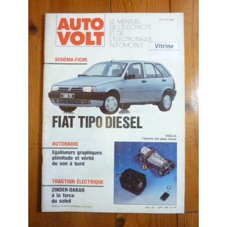 Tipo Die Revue Technique Electronic Auto Volt Fiat