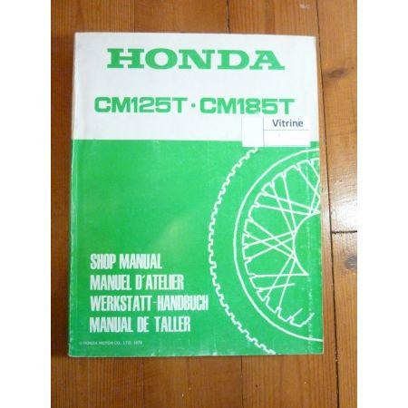 CMT 125-185 Manuel HONDA
