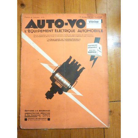 Magazine 074 Revue electronic Auto Volt