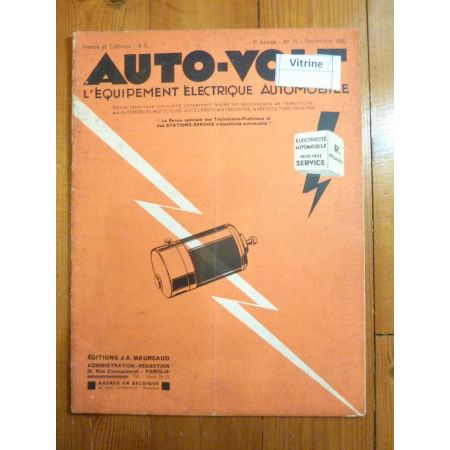 Magazine 075 Revue electronic Auto Volt
