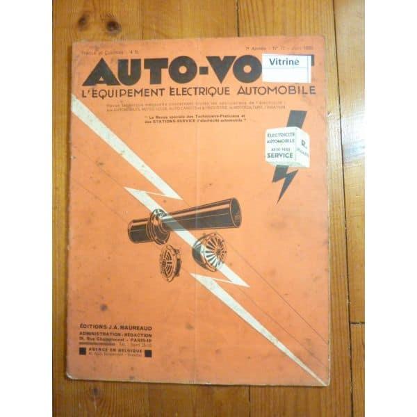 L104 311 315 415  Revue Electronic Auto Volt