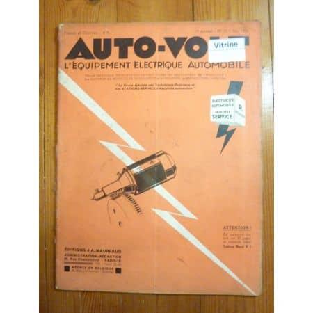 Magazine 071 Revue electronic Auto Volt