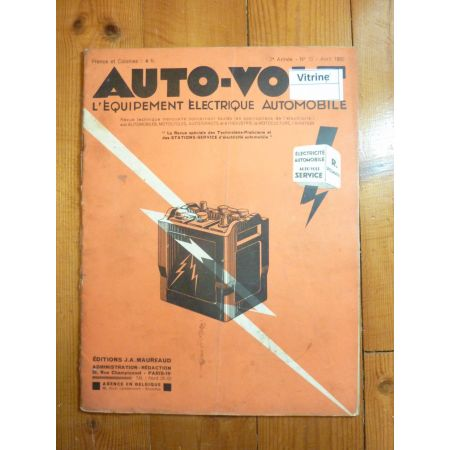 601 6cyl Revue Electronic Auto Volt