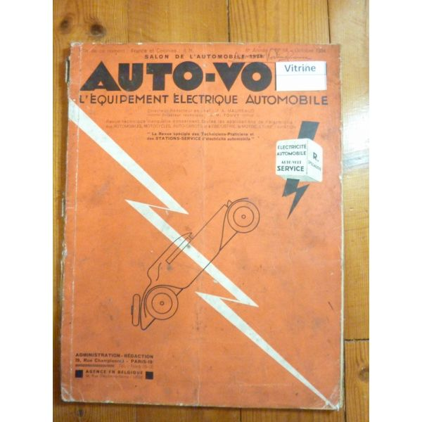SuperTraction 10cv   Revue Electronic Auto Volt