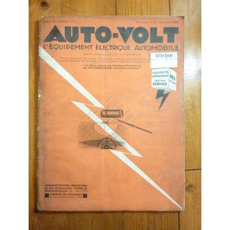 Magazine 042 Revue electronic Auto Volt
