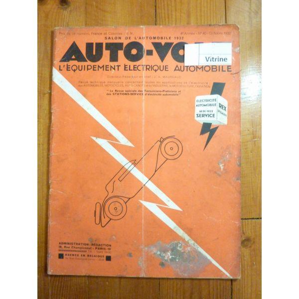Magazine 040   Revue electronic Auto Volt
