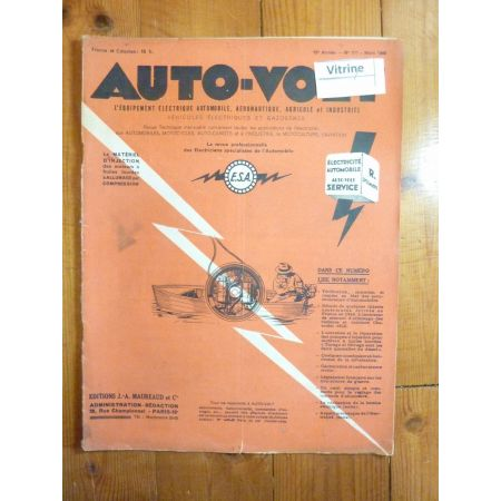 Magazine 0171 Revue electronic Auto Volt