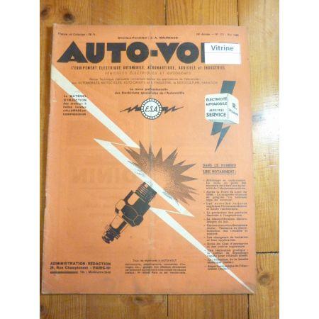 Magazine 0173 Revue electronic Auto Volt