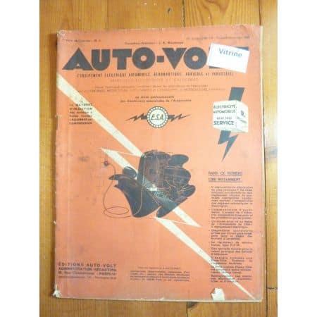 Magazine 0178 Revue electronic Auto Volt