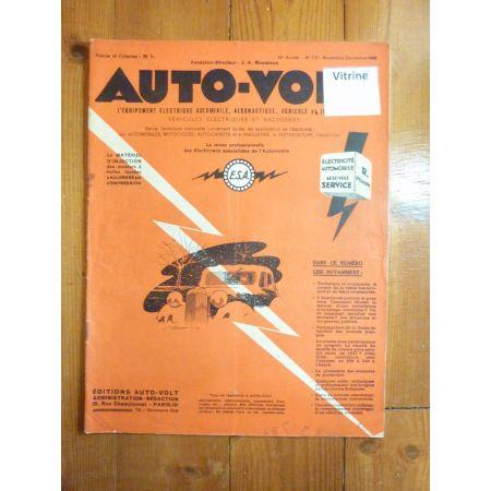 Magazine 0179 Revue electronic Auto Volt