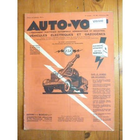Magazine 0168 Revue electronic Auto Volt