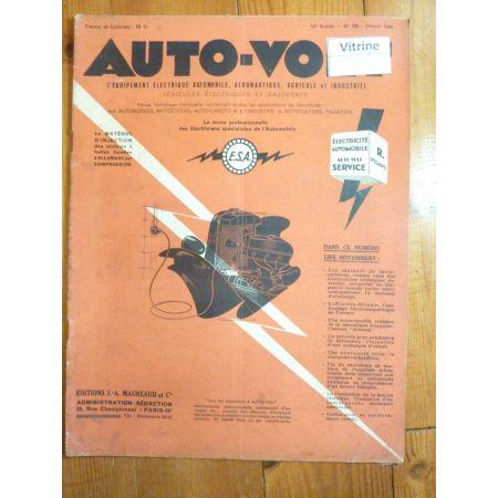 Magazine 0169 Revue electronic Auto Volt