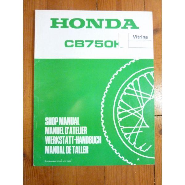 CB 750 KA Manuel HONDA