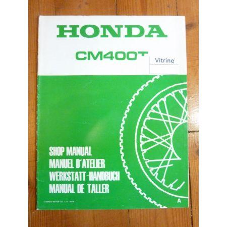CMT 400 79- Manuel HONDA