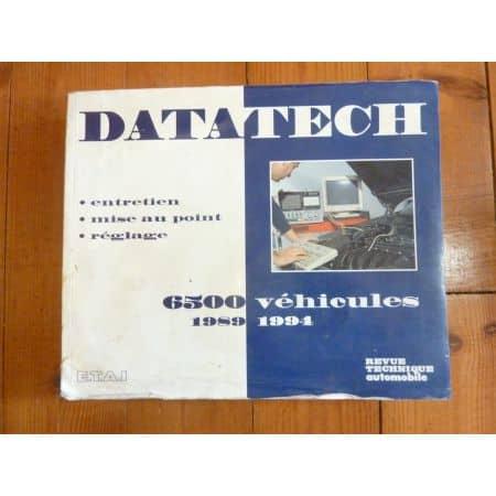 DATATECH 89-94 Livre