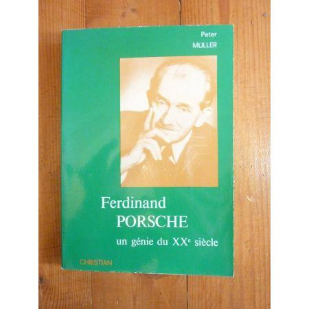 Ferdinand PORSCHE - Livre
