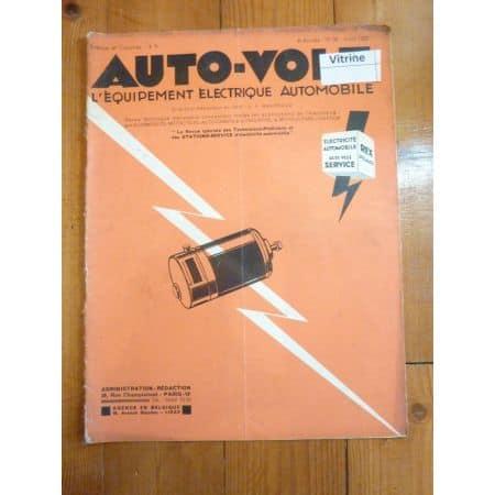 Accus Allumage Revue Technique Electronic Auto Volt