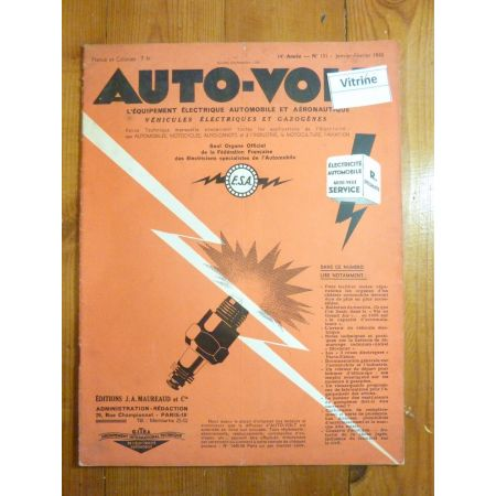 Batterie Ca-Ni Revue Technique Electronic Auto Volt