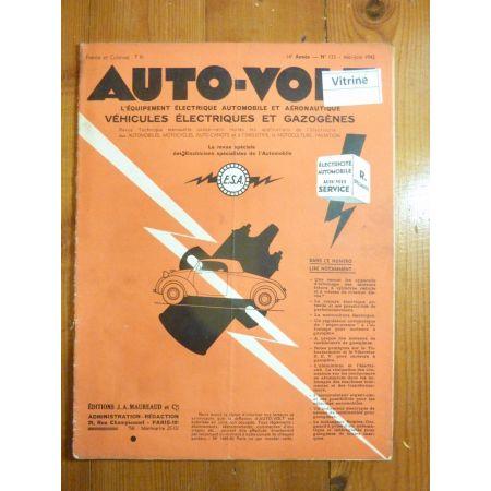 Aluminium et électricité Revue Technique Electronic Auto Volt