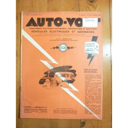 propulsion-Traction Revue Technique Electronic Auto Volt