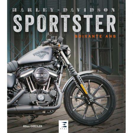 Harley Sportster 60 ans - Livre