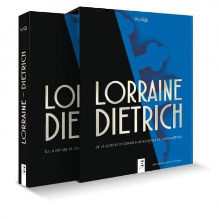 Lorraine-Dietrich 97-51 - Livre