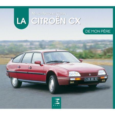 CX de mon père - Livre
