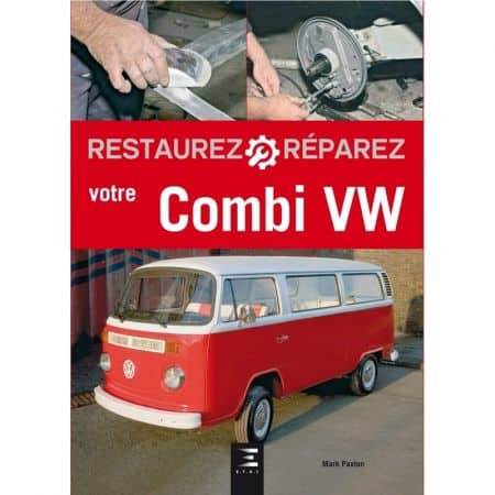 Restaurez Combi VW - Livre
