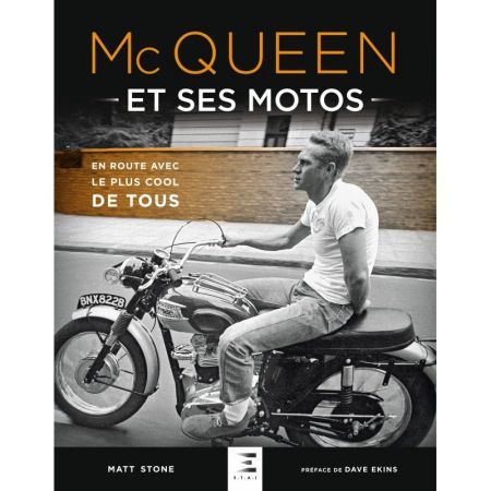 Mc Queen Motos - Livre