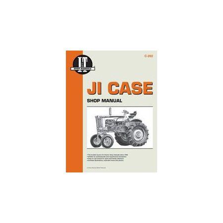 430-531 Revue technique Clymer Case Anglais