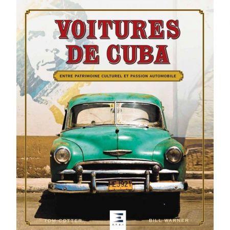 Voitures Cuba - Livre