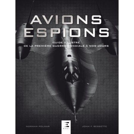 Avions Espions - Livre