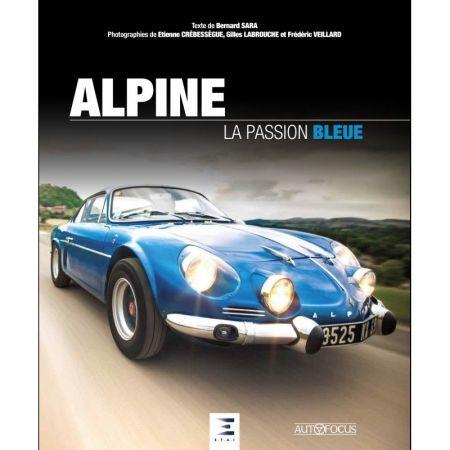 Alpine passion bleue - Livre