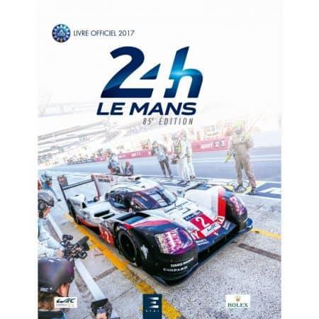 24H le Mans 2017 - Livre