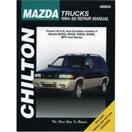 Trucks 94-98 Revue technique Chilton MAZDA Anglais