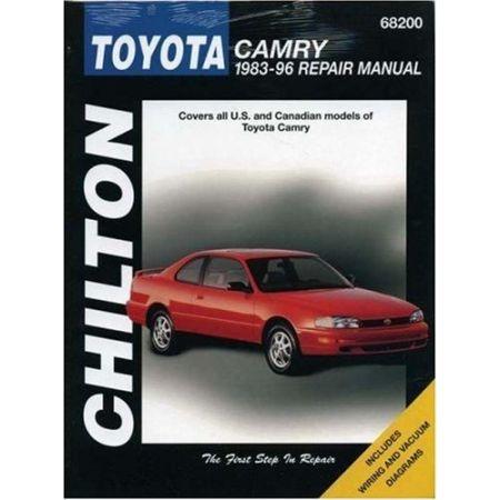 Camry 83-96 Revue technique Chilton TOYOTA Anglais