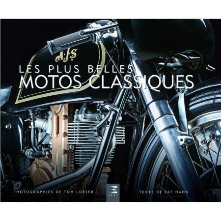 Motos classiques - Livre