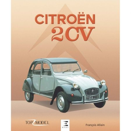 2CV Top Model - Livre